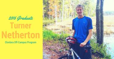 Turner Netherton 2016 Clonlara Grad