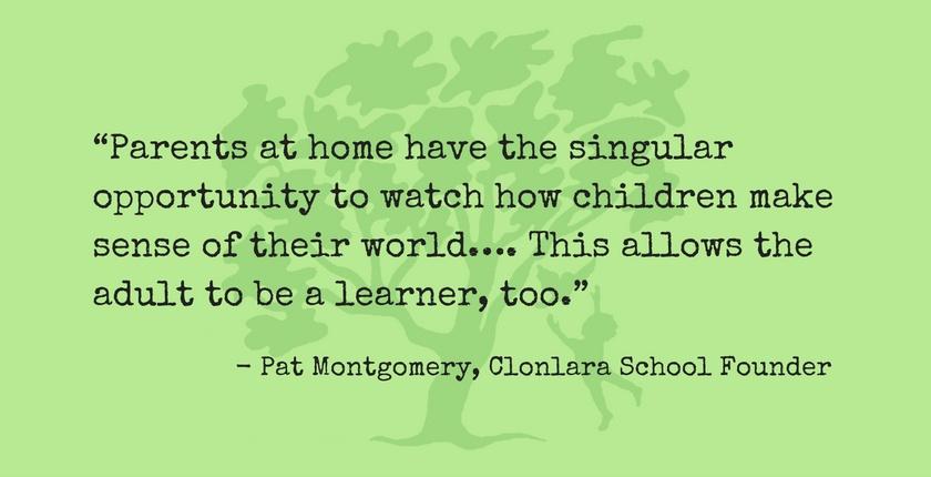 Pat Montgomery Quote Re: Parents