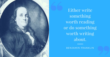 Benjamin Franklin Quote