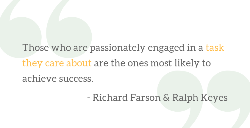 Richard Farson & Ralph Keyes Quote