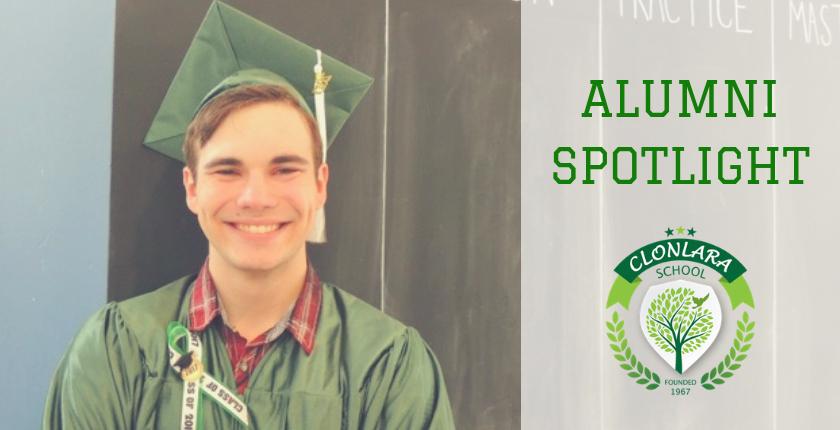 Student Spotlight: Everett DuBois '17
