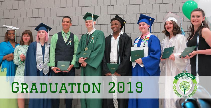 6.28.19 - Congratulations Class of 2019!
