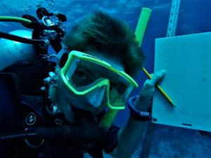Clonlara Alum - Rose Edwards Scuba Diving