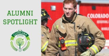 "Landon Churchill '08: First Responder ""Plus"""